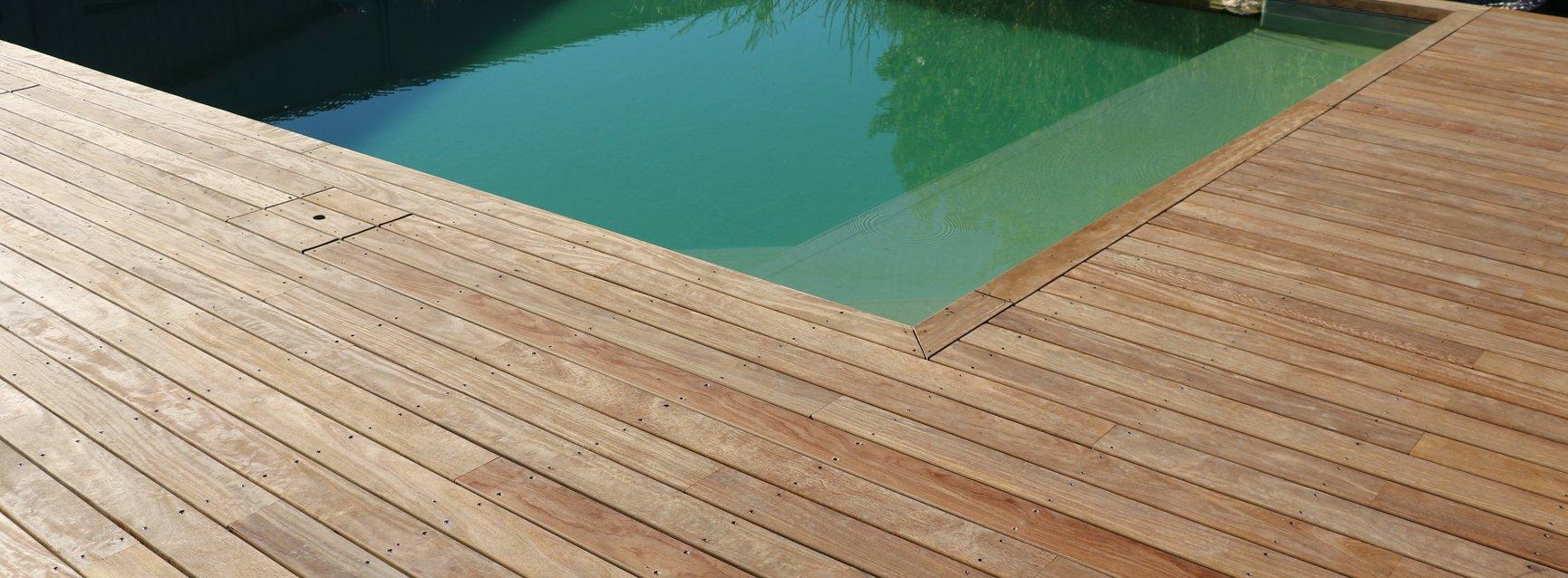 Terrasse bois Cumaru Sud Environnement