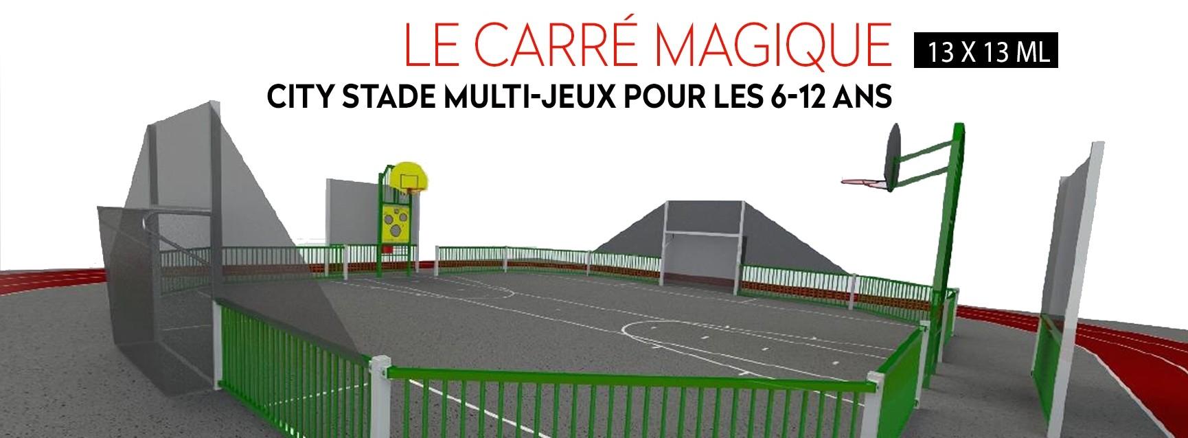 Carré Magique - Multisport