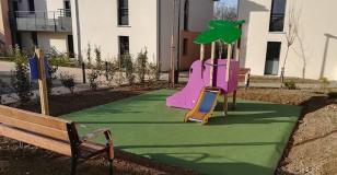 Aire de Jeux - Seysses - Sud Environnement