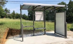 Belmontet - Abri Bus - Sud Environnement