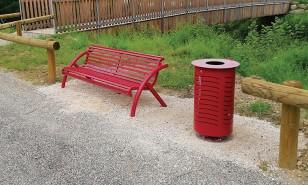 Bressols - mobilier urbain - Sud Environnement