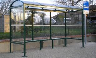 Garganvillar - Abri Bus - Sud Environnement