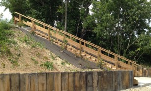 Saint Orens - Escalier - Sud Environnement