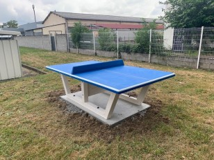 Table de ping pong PMR ESAT Saint Exupéry Colomiers