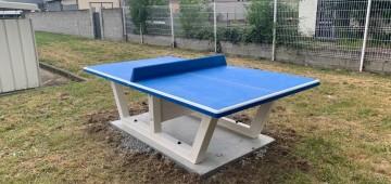 Table de ping pong PMR ESAT Saint Exupéry Colomiers