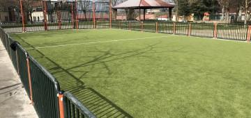 City Stade - Rénovation du sol