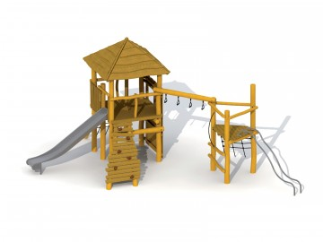 structure de jeux aire de jeux collectivité