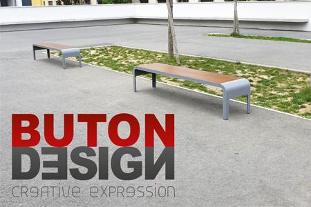 Banquette New York - Sud Environnement - Buton Design